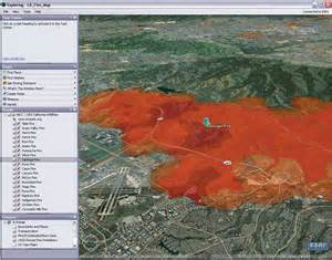 southern california fires today map map of california wildfires today california map