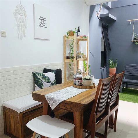 Ruang Tv Keluarga Minimalis 32 desain ruang makan minimalis sederhana terbaru 2018