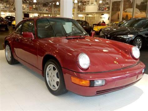 porsche velvet 1990 porsche 911 4 124 169 velvet coupe