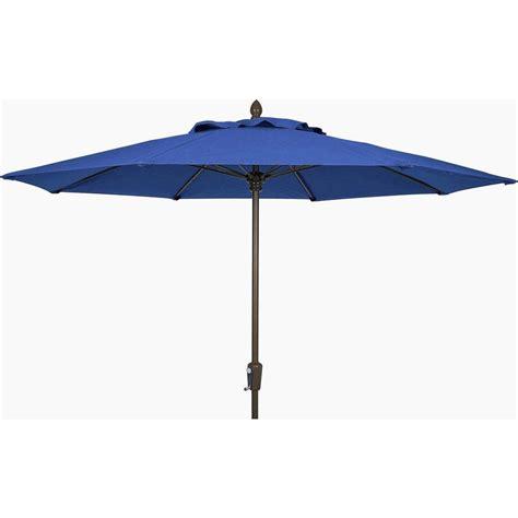 Fiberbuilt Umbrellas 11 ft. Aluminum Patio Umbrella in