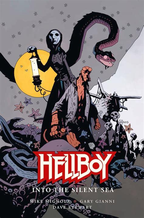 hellboy into the silent b06xkfwzcw il ritorno di hellboy youngblood guardiani della galassia e freccia nera fumettologica