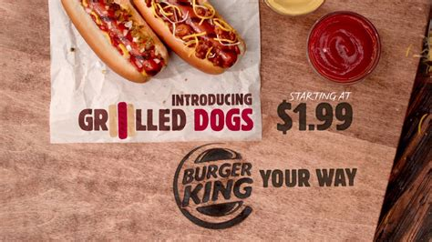 grilled dogs burger king is adding dogs to the menu z103 5