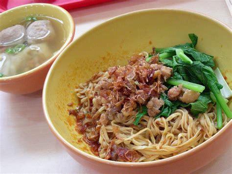 mie ayam spesial resep masakan indonesia