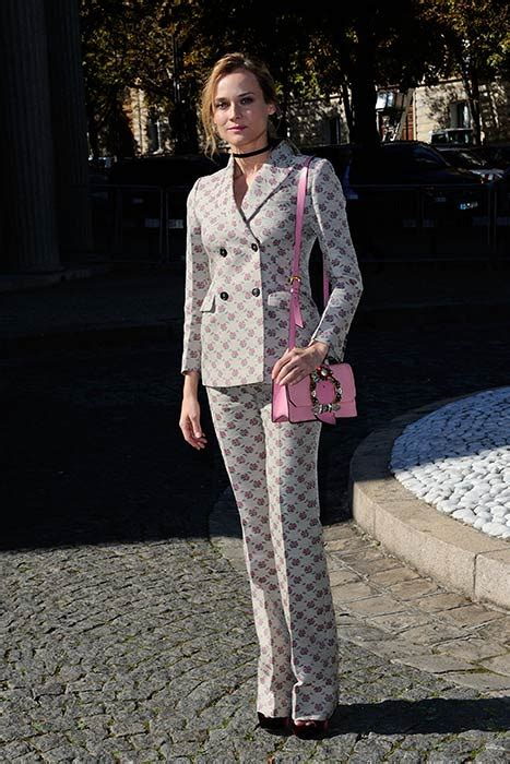 Best Dressed Of The Week Diane Kruger At Haute Couture Fashion Week by Best Dressed Of The Week Photo 4