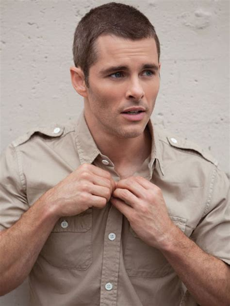are buzz cuts a good idea for acting auditions james marsden something bout a buzz cut hey good lookin