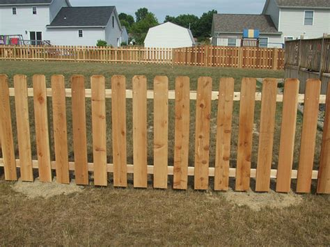 wood fence designs  perfect house traba homes