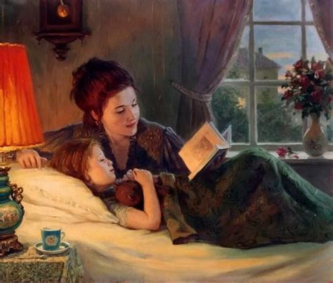 kids bed time stories so much at home the role of mothers