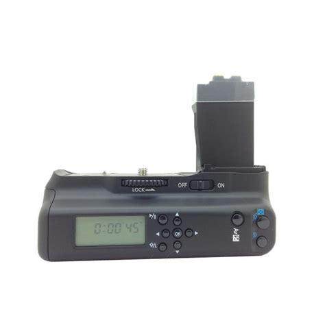 meike lcd battery grip for canon 550d 600d 650d 700d