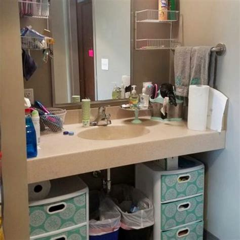 college bathroom decorating ideas dorm bathroom ideas hacks diy dorm bathroom decor