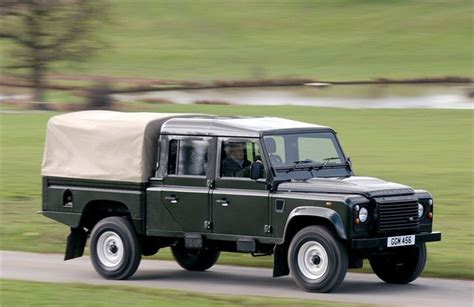 range rover defender 1990 land rover defender 1990 van review honest john