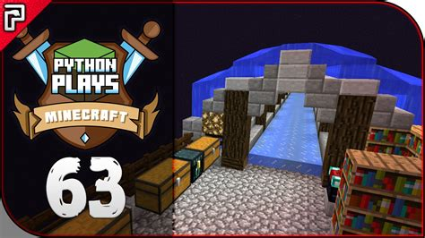 minecraft boat road the end ice boat road tunnel minecraft 1 11 pc python