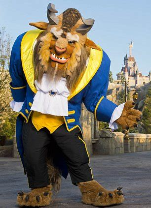 orlando holidays: meet belle and the beast how disney's