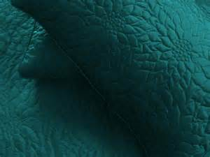 Teal Quilted Bedspread Cotton Teal Coverlet Size Quilted Bedspread With 2