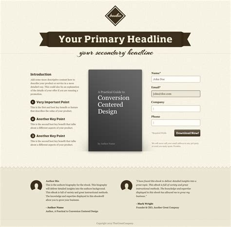 land page template 36 creative landing page design exles a showcase and