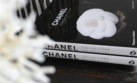 Decoco Home Chanel Collections And Creations Coffee Chanel Coffee Table Book