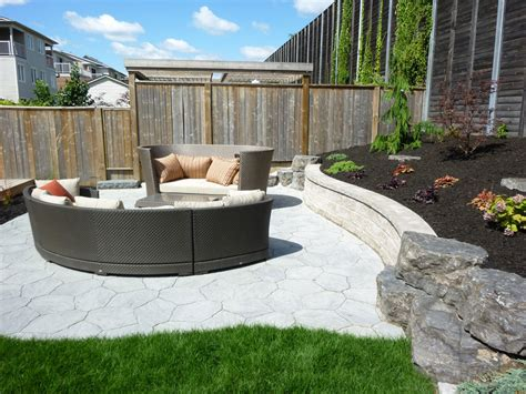 patio ideas for backyard innovative backyard design ideas for small yards wilson
