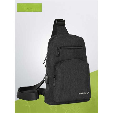 Slingbag Sling Bag Bag Tas Tas Slempang Shoul Limited baibu tas selempang sling bag kasual j51 l9 z50 black jakartanotebook