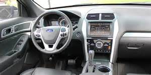 2014 ford explorer interior white top auto magazine