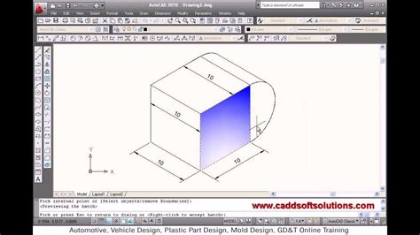 tutorial autocad isometric drawing autocad isometric drawing tutorial youtube