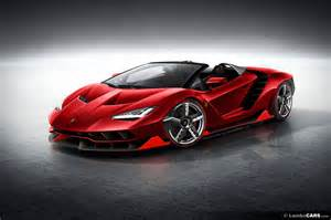 What Is The Lamborghini This Is What The Lamborghini Centenario Roadster Could