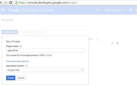 cloud developer console foto n 225 vod openrefine hostovan 253 u zdarma marek