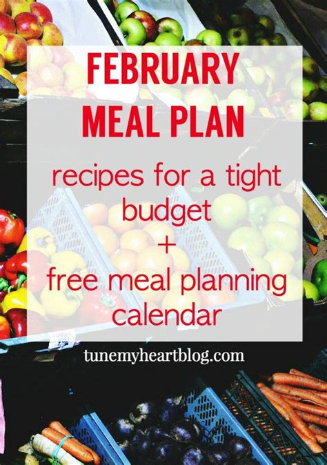 february dinner ideas 17 best images about meal planning on weekly