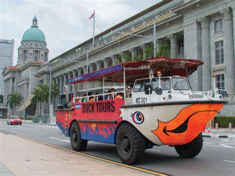 duck duck tours tours duck hippo singapore city - Duck Boat Tours Singapore
