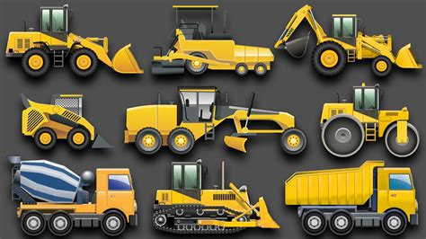 Construction Vehicle Truck by Learning Construction Vehicles For Construction
