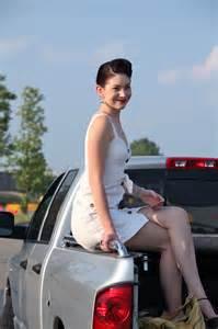 pickup truck girls for pinterest