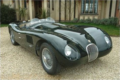 jaguar c type auctioned for 200 000 cars prices