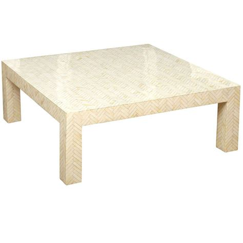 Bone Inlay Coffee Table X Jpg