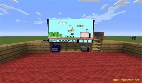 download game console mod 1 7 10 decorative videogame systems mod 1 7 10 minecraft mods