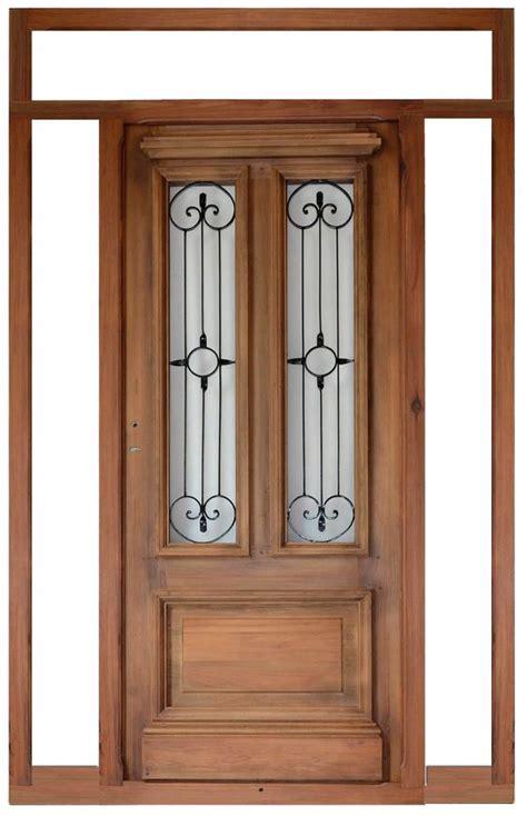 puerta de entrada madera fant 225 stica puerta de entrada todo en madera