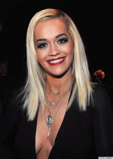 Best 2015 Rita Ora Hairstyles   Women Styler