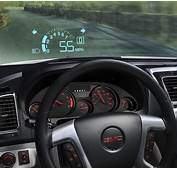 1999  2011 Corvette GM TechLink Head Up Display Conditions