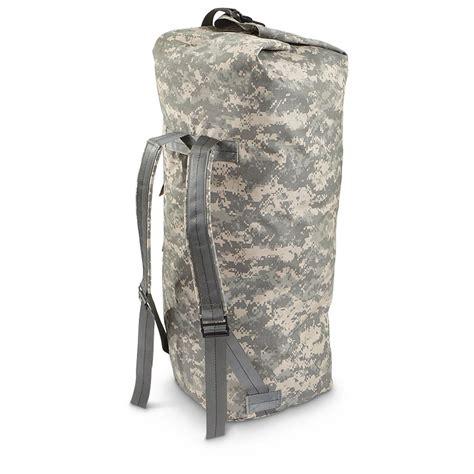 army duffle bag canada new u s surplus duffel bag 634437 duffle bags