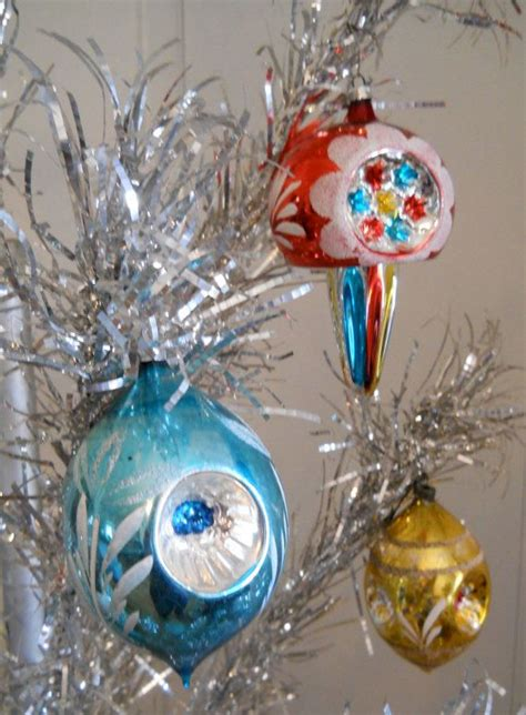 299 best antique glass christmas ornaments images on
