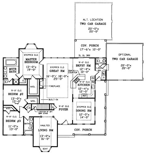 victorian ranch house plans victorian country ranch home plan 016d 0019 house plans