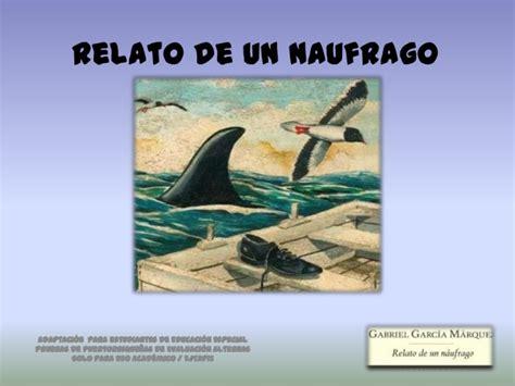 imagenes sensoriales de relato de un naufrago relato de un naufrago ejtapiz1
