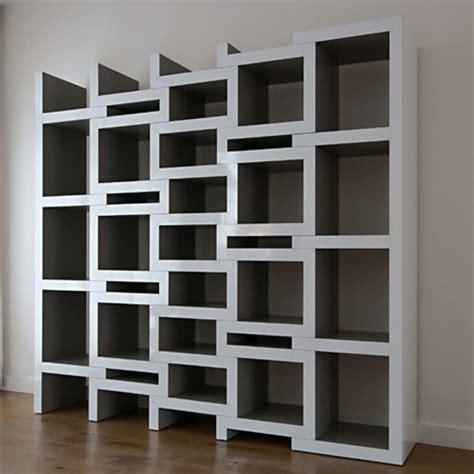 designer bookshelves modern and creative bookshelf designs