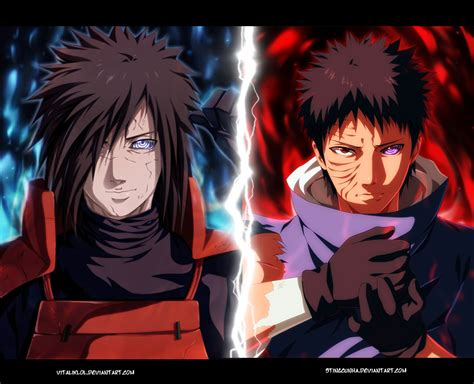 imagenes de madara uchiha wallpaper madara and obito collab by stingcunha on deviantart