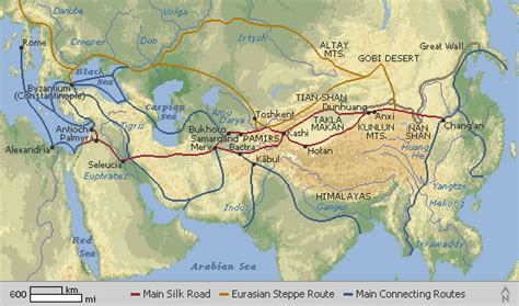 silk road map msplaskohistory song orange