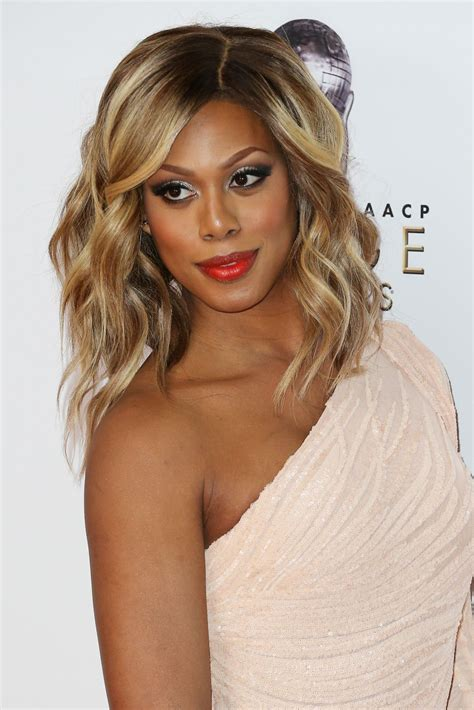 laverne cox laverne cox at 47th naacp image awards in pasadena 02 05