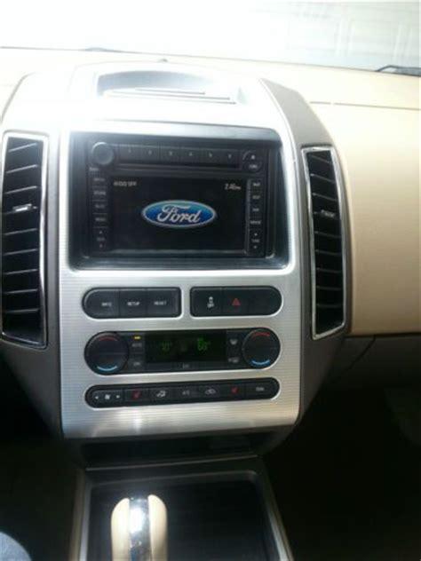 buy   ford edge sel sport utility  door