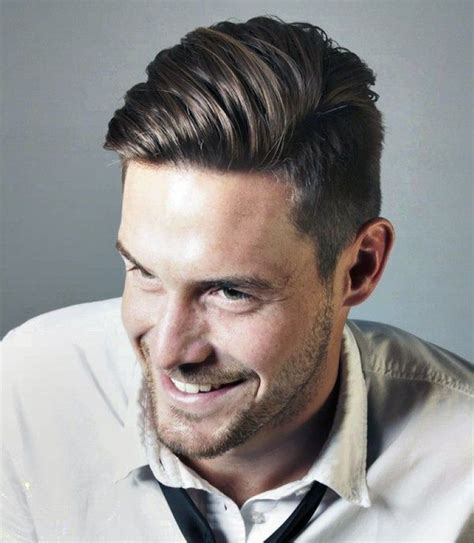 Hairstyle On Side On Top S by Mens Hairstyles Sides And Back Top Hairstyle