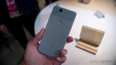 hands on with pixel the most googley android phone ever greenbot google pixel 2 and pixel 2 xl hands on the pixel line