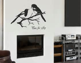 Vinyl Wall Sticker two for joy vinyl wall sticker contemporary wall stickers