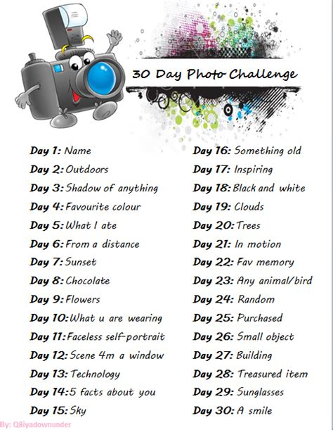instagram 30 day photo challenge aloy photography the 30 day photo challenge