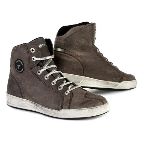motorcycle sneakers stylmartin quot marshall quot waterproof motorcycle sneakers