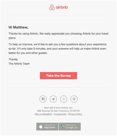 airbnb contact email 130 best images about design email template on pinterest